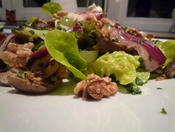 Salade d'automne 5